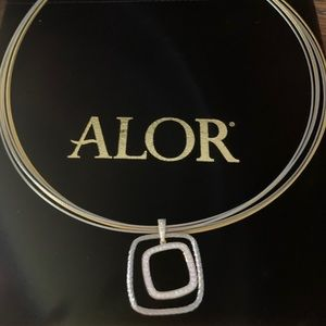 Alor two tone necklace- new with tags